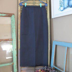 NEW Wool Blend Maxi Skirt size XS/S